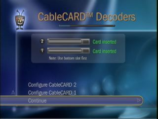 CableCARD on a Series3 TiVo